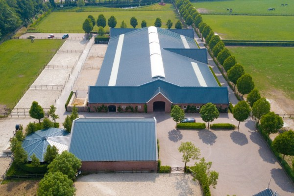 One of a kind equestrian property on 9ha/22ac at Nuenen (Netherlands)